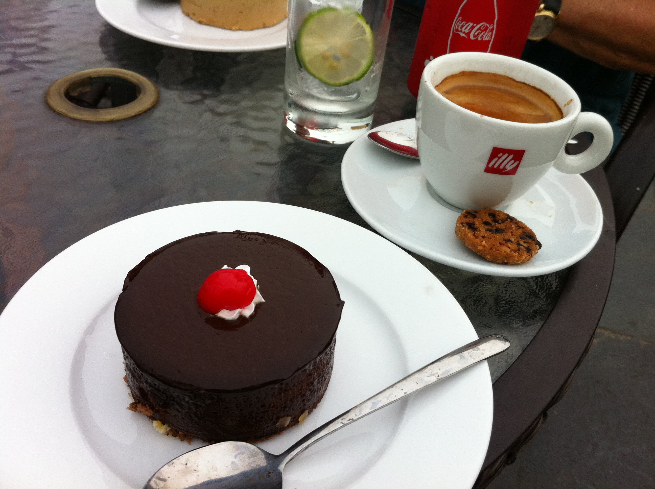 Illy Cafe in Hanoi
