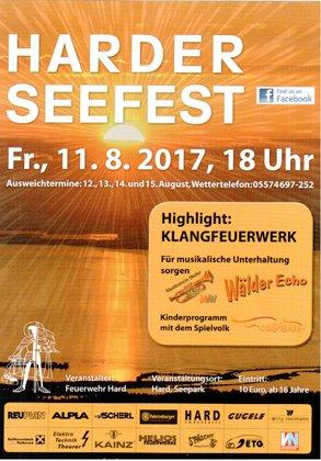 Harder Seefest 2017